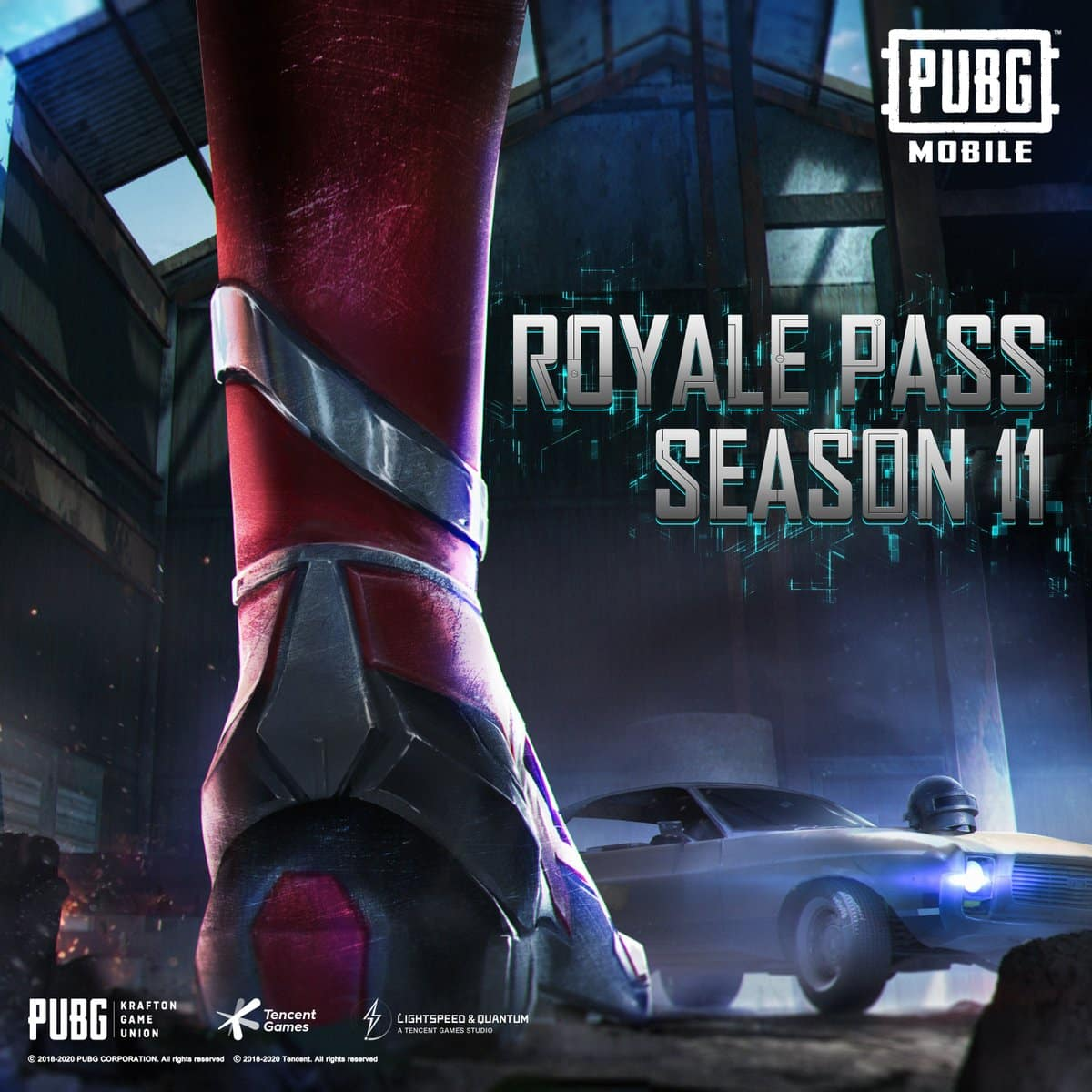 PUBG Mobile Season 11 TO Begin on January 10