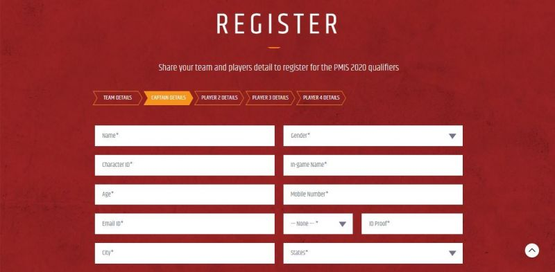 How to Register for PUBG Mobile India Series 2020!